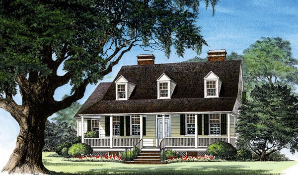 House Plan 86289