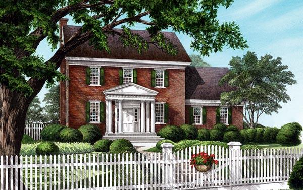House Plan 86304
