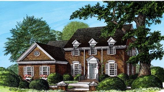 House Plan 86310
