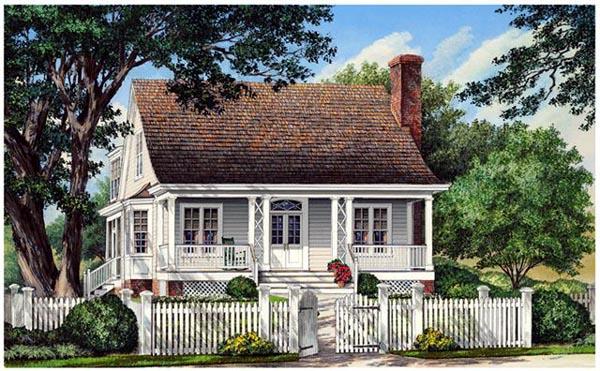 House Plan 86313