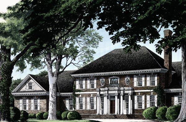 House Plan 86335