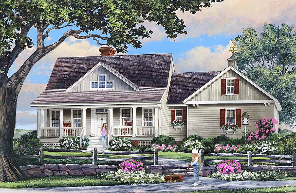 House Plan 86353