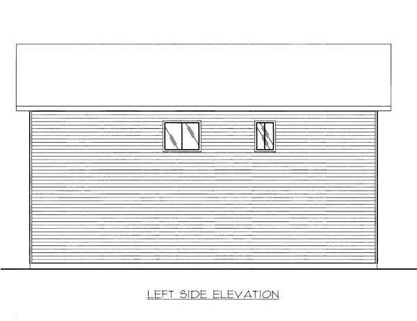 5 Car Garage Apartment Plan 86554 with 2 Beds, 3 Baths Picture 1