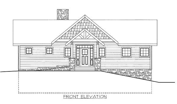 House Plan 86569