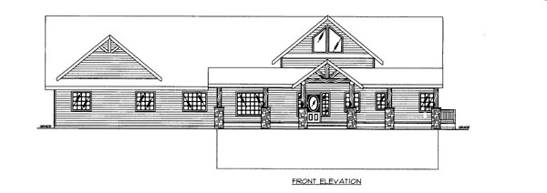 House Plan 86692