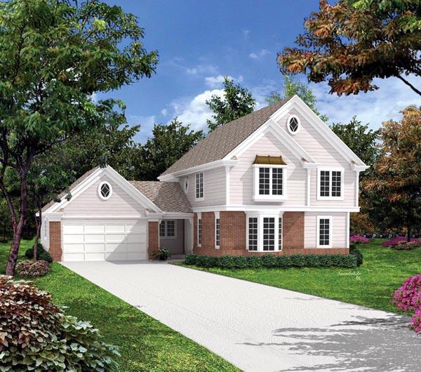 House Plan 86956