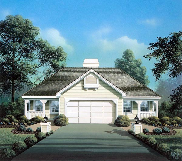 Multi-Family Plan 86980
