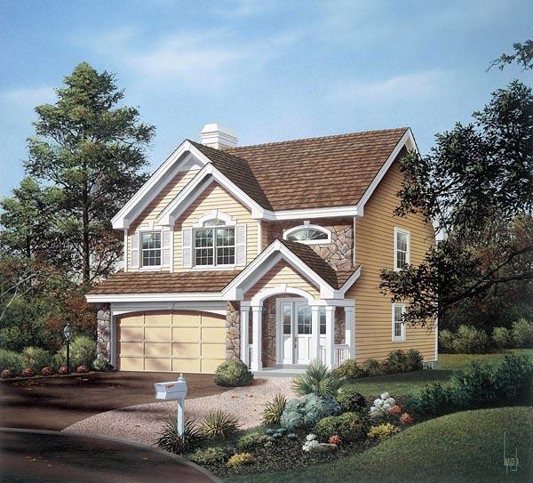 House Plan 86994
