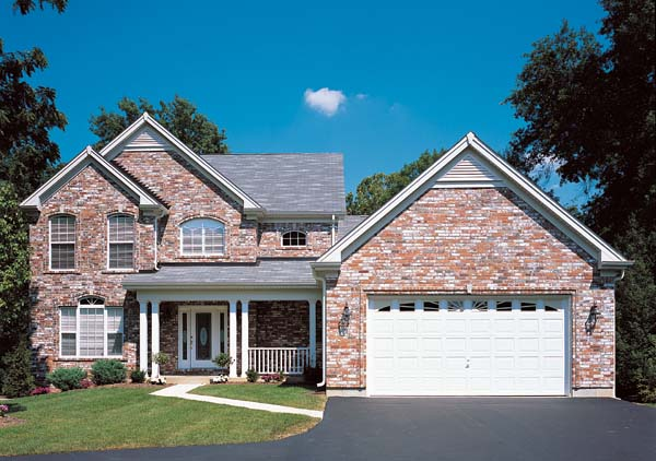 Country House Plan 87314 with 4 Beds, 4 Baths, 2 Car Garage Picture 1