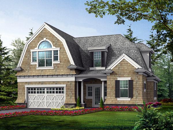 House Plan 87405