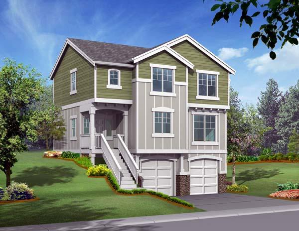 House Plan 87414