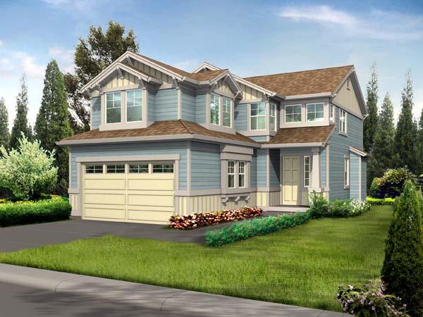 House Plan 87416