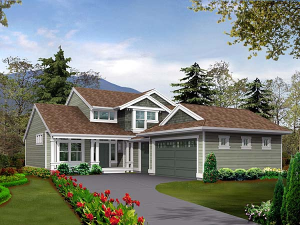 House Plan 87505