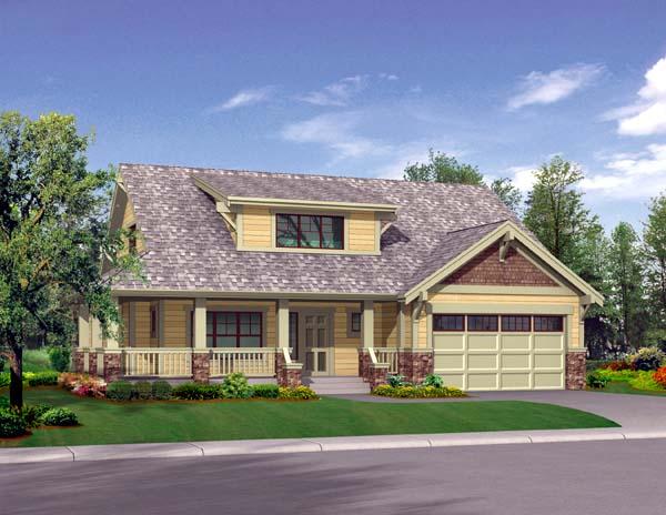 House Plan 87508