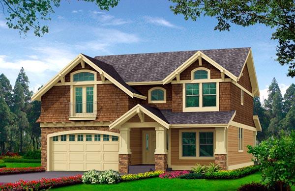 House Plan 87677