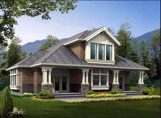 House Plan 87680
