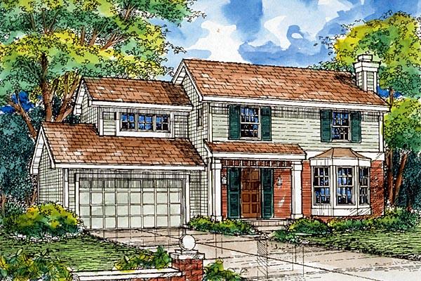 House Plan 88179