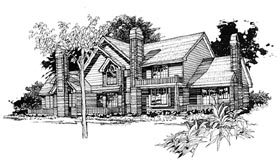 Plan Number 88409 - 4710 Square Feet