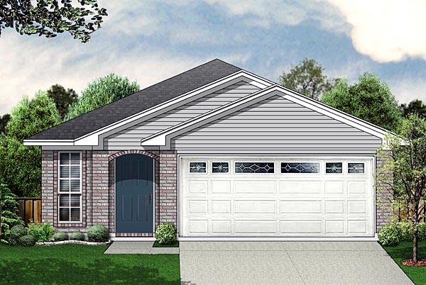 House Plan 89872
