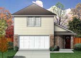 Traditional House Plan 89918 with 3 Beds, 3 Baths Elevation