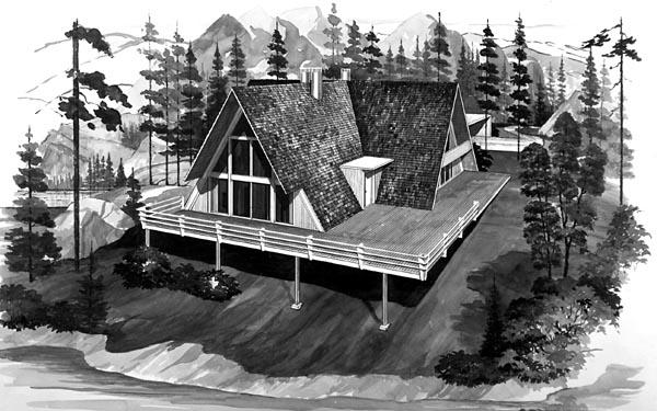 House Plan 90233