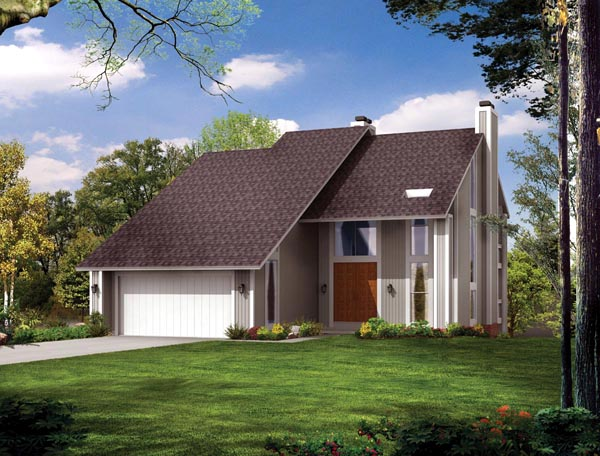 House Plan 90255