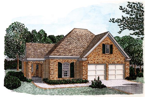 House Plan 90312