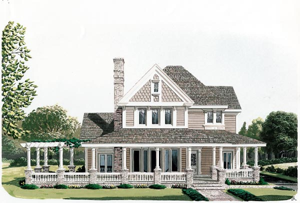 House Plan 90331