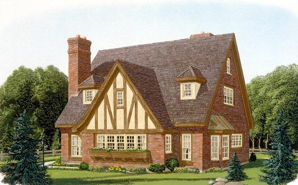 House Plan 90348