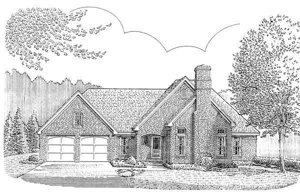 House Plan 90361
