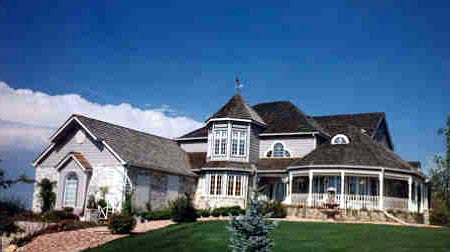 Victorian Plan with 2455 Sq. Ft., 4 Bedrooms, 3 Bathrooms, 2 Car Garage Picture 4