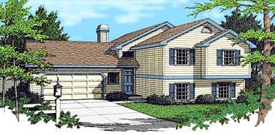 House Plan 90740