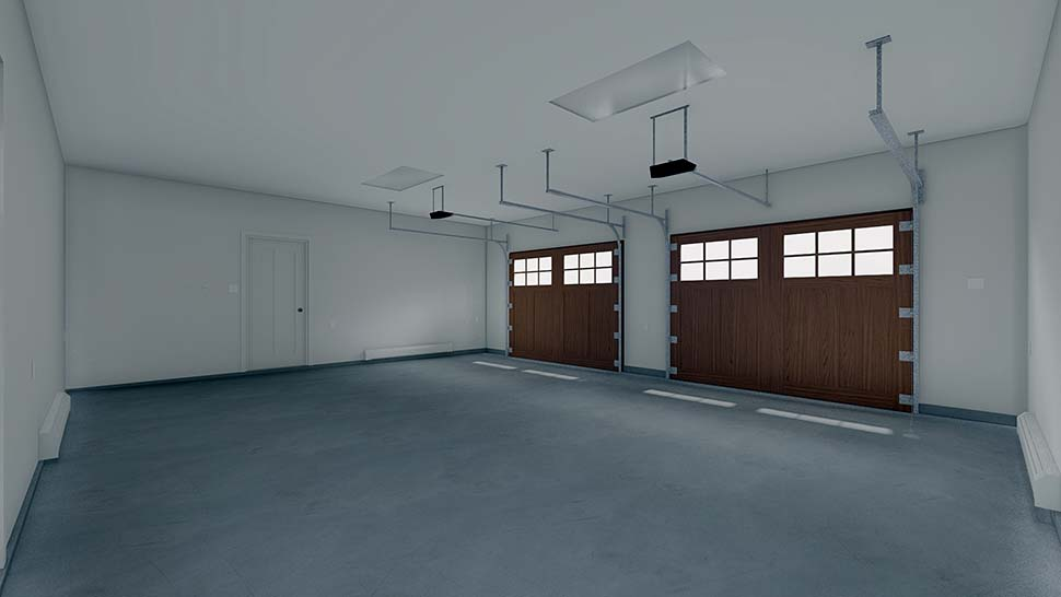 Southwest 2 Car Garage Plan 90821 Picture 6