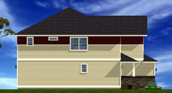 Craftsman Multi-Family Plan 90891 with 6 Beds, 6 Baths, 2 Car Garage Picture 1