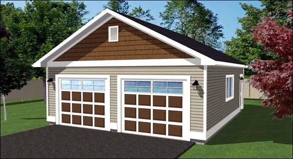 Garage Plan 90894