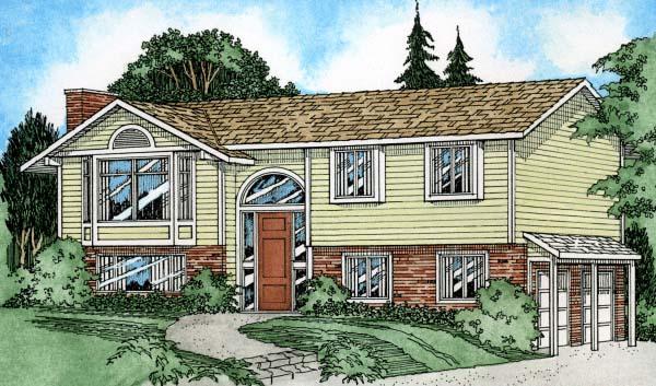 House Plan 90950