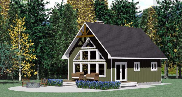 House Plan 90995