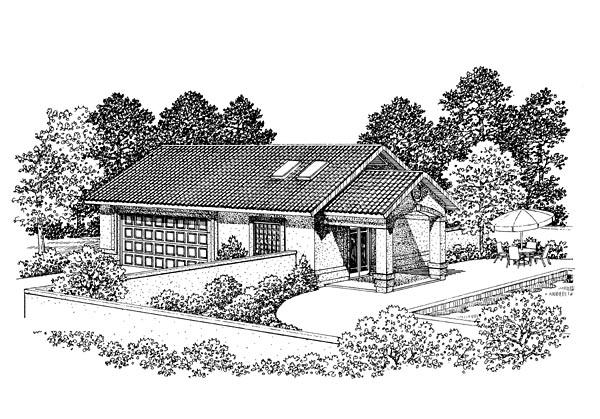 Garage Plan 91255