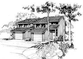 Plan Number 91324 - 1852 Square Feet