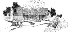 Plan Number 91331 - 2200 Square Feet