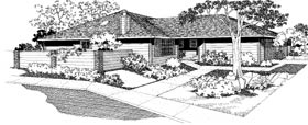 Plan Number 91332 - 2350 Square Feet