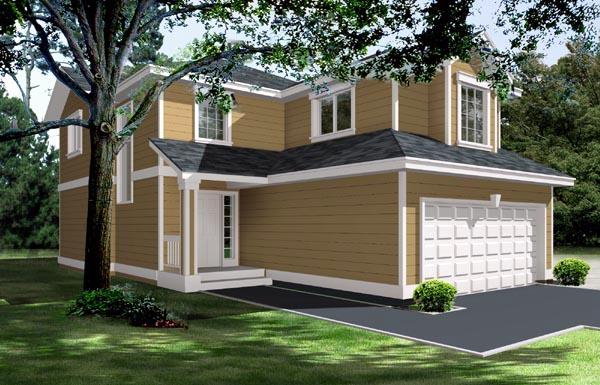 House Plan 91603