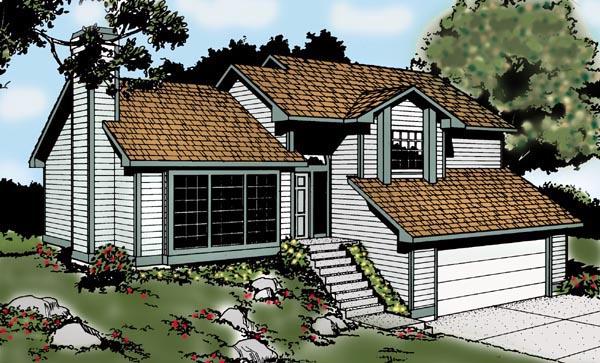 House Plan 91673