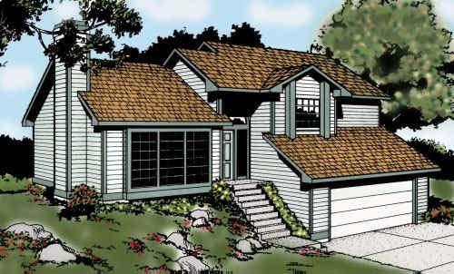 House Plan 91676
