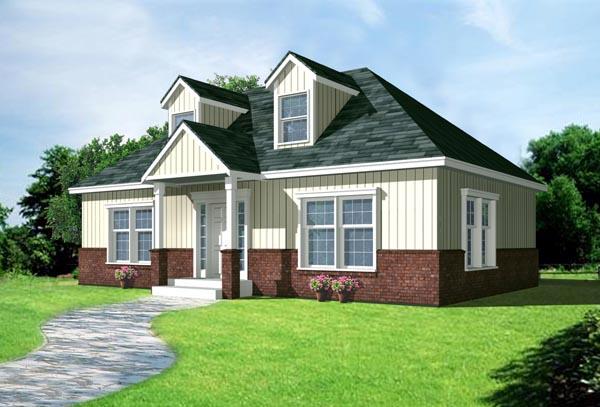 House Plan 91874