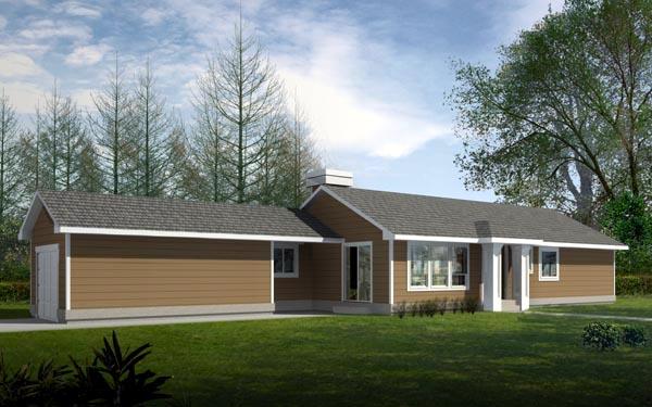 House Plan 91887