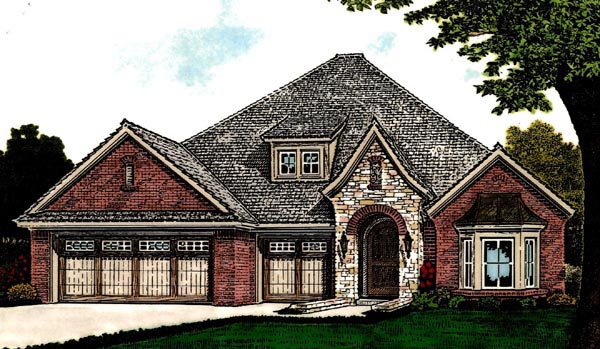 House Plan 92215