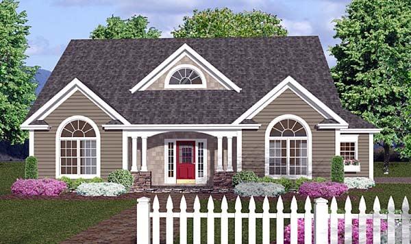 House Plan 92373