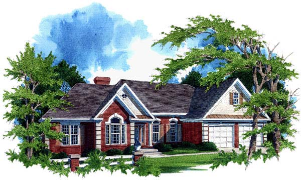 House Plan 92435
