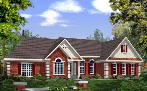 House Plan 92436
